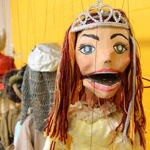 Marionette puppet